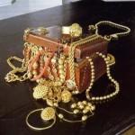 joias ouro dicas limpeza 150x150 Modelos de Caixas Para Guardar Bijouterias