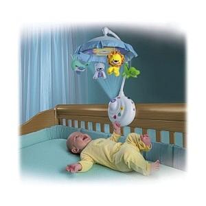 móbiles para berço de bebê Mobile para Berço Artesanal
