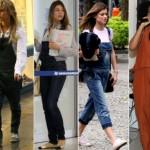 macacão feminino jeans modelos fotos 4 150x150 Macacão Feminino Jeans, Modelos, Fotos