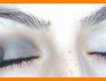 maquiagem marrom 1 150x114 Maquiagem Marrom Passo a Passo
