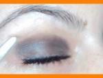 maquiagem marrom 2 150x114 Maquiagem Marrom Passo a Passo