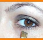maquiagem marrom 4 150x140 Maquiagem Marrom Passo a Passo