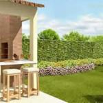 modelos de varanda com churrasqueira 150x150 Varandas de casas com Churrasqueira
