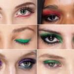 olhos 150x150 Maquiagem Marrom Passo a Passo