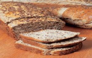 Receita: Pão Com Linhaça