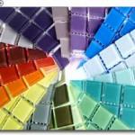 pastilha de vidro  150x150 Revestimentos Com Pastilhas, Novidades