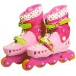 patins4 150x150 Patins Infantil da Barbie, Onde Comprar