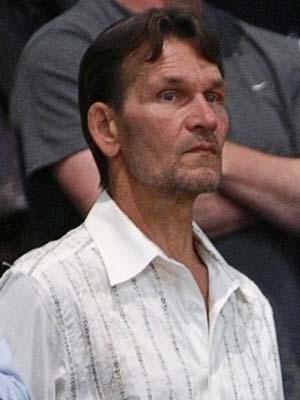 0b20411e7b0549598d8305db8eea2eb0 Ator do filme Ghost Patrick Swayze, com sérios problemas de saúde