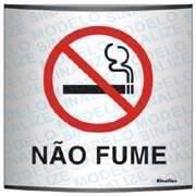 630200 Dicas de Placas Proibido Fumar