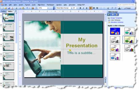 Art PowerPoint Apresentação Power Point Motivação