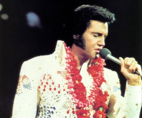 ElvisPresley Elvis Presley lidera ranking dos mortos mais lucrativos de 2007
