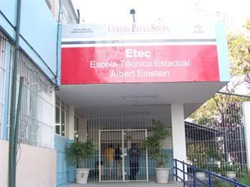 EscolaTcnicaAlbertEinsteinCursosETE Escola Técnica Albert Einstein Cursos ETE SP