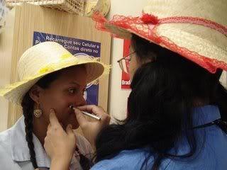 FestaJuninaLuccas6 Maquiagem para Festa Junina