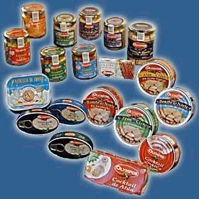 ProdutosEnlatados Produtos Enlatados  São mais Nutritivos