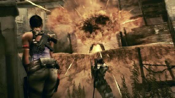 RER50005 Fotos Resident Evil 5