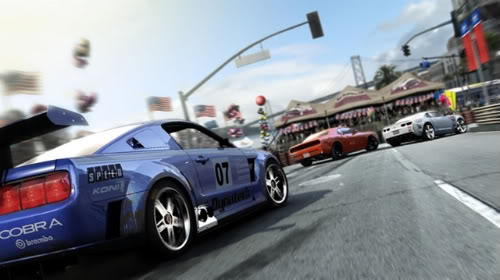RaceDriver1 Game: Race Driver GRID, Fotos
