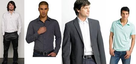 Roupa EntrevistadeEmprego Homem Moda Masculina Dicas para o dia a dia