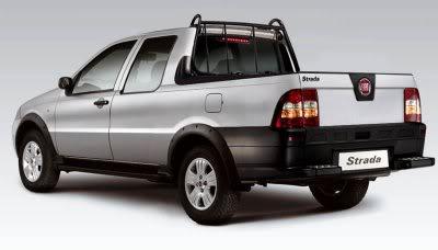 STRADA Strada Cabine Dupla   Fiat automóveis