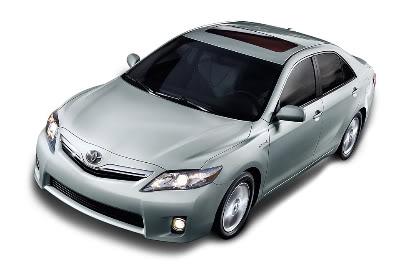 ToyotarevelanovoCamry 1 Foto do Novo Camry da Toyota