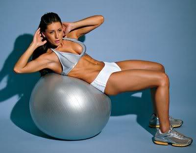 abdominal Abdominal: Use Uma Bola Para Praticar