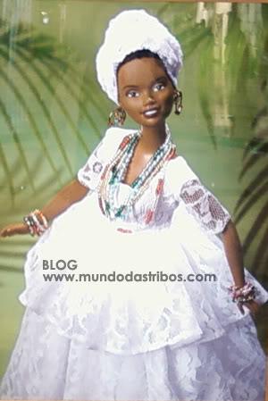 barbie moldura 08 Fotos Exposição Barbie Pelo Mundo 2008