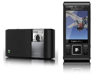 c905 sony Sony Ericsson C905 Cybershot: Celular com Câmera de 8MP