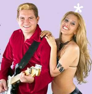 calipso banda Joelma da Banda Calypso está Grávida