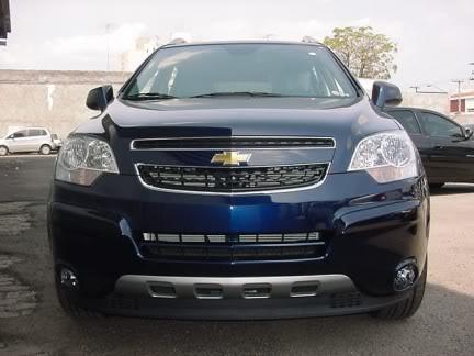 captiva5 Chevrolet Captiva Sport: Fotos, Preço