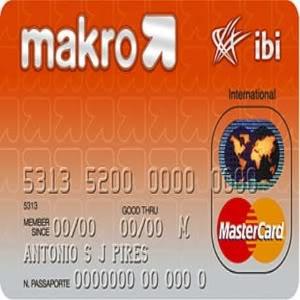 cartaomakromastercard Cartão Makro Mastercard