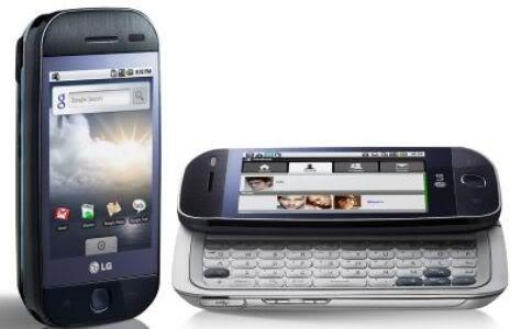 celulareslglanamentos2010 Celulares LG   Lançamentos 2010