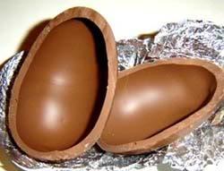 chocolate amargo Ovos de Páscoa Feito com Chocolate amargo é Muito Mais Saudável