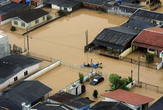 chuvas sc Enchentes, Chuvas em Santa Catarina: Fotos e Vídeos