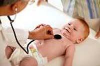crianca com febre O que Fazer Quando a Criança está com Febre