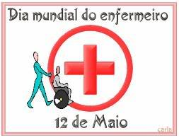 enfermeiro 12 de maio Dia Mundial do Enfermeiro – Semana da Enfermagem