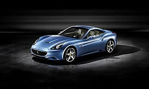 ferrari3 Fotos do Novo Modelo da Ferrari