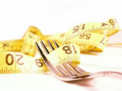 fita Tabela de  Caloria dos Alimentos