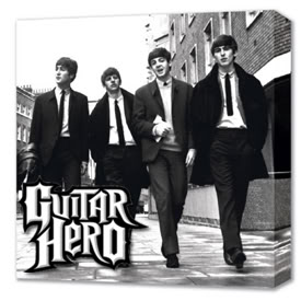 guitar hero beatles Jogo dos Beatles no estilo Guitar Hero e Rock Band
