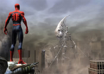 homem ar Trailer do Jogo Spider Man: Web of Shadows