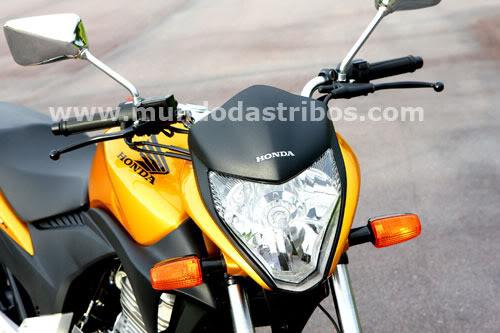 honda cb 300r 1 Nova Honda CB 300R   Fotos, Preço
