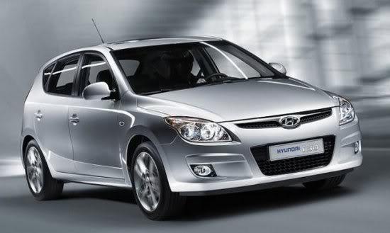 hyundai i301 Hyundai I30 Brasil