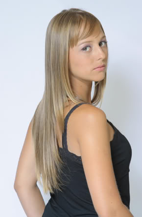 luzes Luzes espanholas   Método para descolorir os cabelos