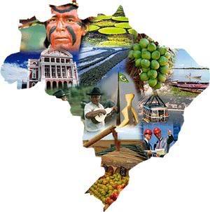 mapa programas1 Gabarito Ministério da Integração Nacional 2009
