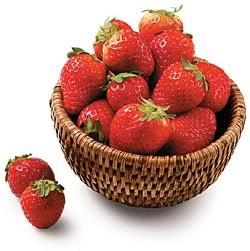 morango2 Colesterol Alto: Consuma Morango e Linhaça