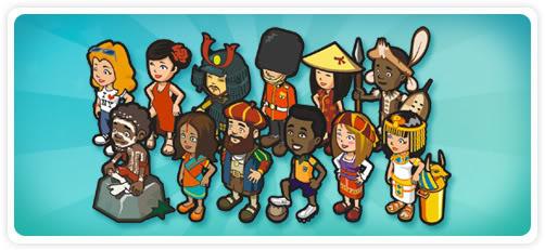 olimp personagens OJE Jogos   Olimpíada de Jogos Eletrônicos