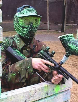paintball Paintball   Guerra de Tinta