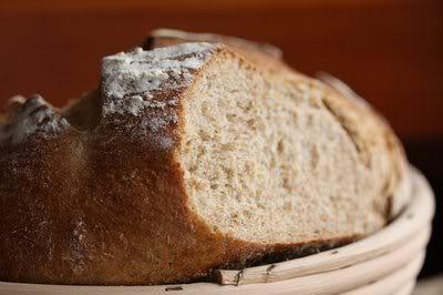 pao Receita Saudável: Pão de Centeio