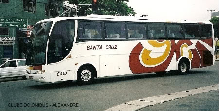 re 12 13 2008 Viação Santa Cruz Passagens
