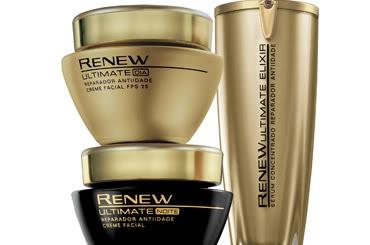 renew ultimate avon Renew Ultimate | Nova Linha de Produtos da Avon
