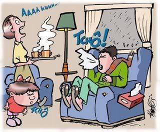 resfriado 1 Resfriado Gripe ou Alergia?