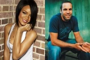 rihanna jack johnson shownobrasil20 Show da Rihanna e Jack Johnson no Brasil 2009
